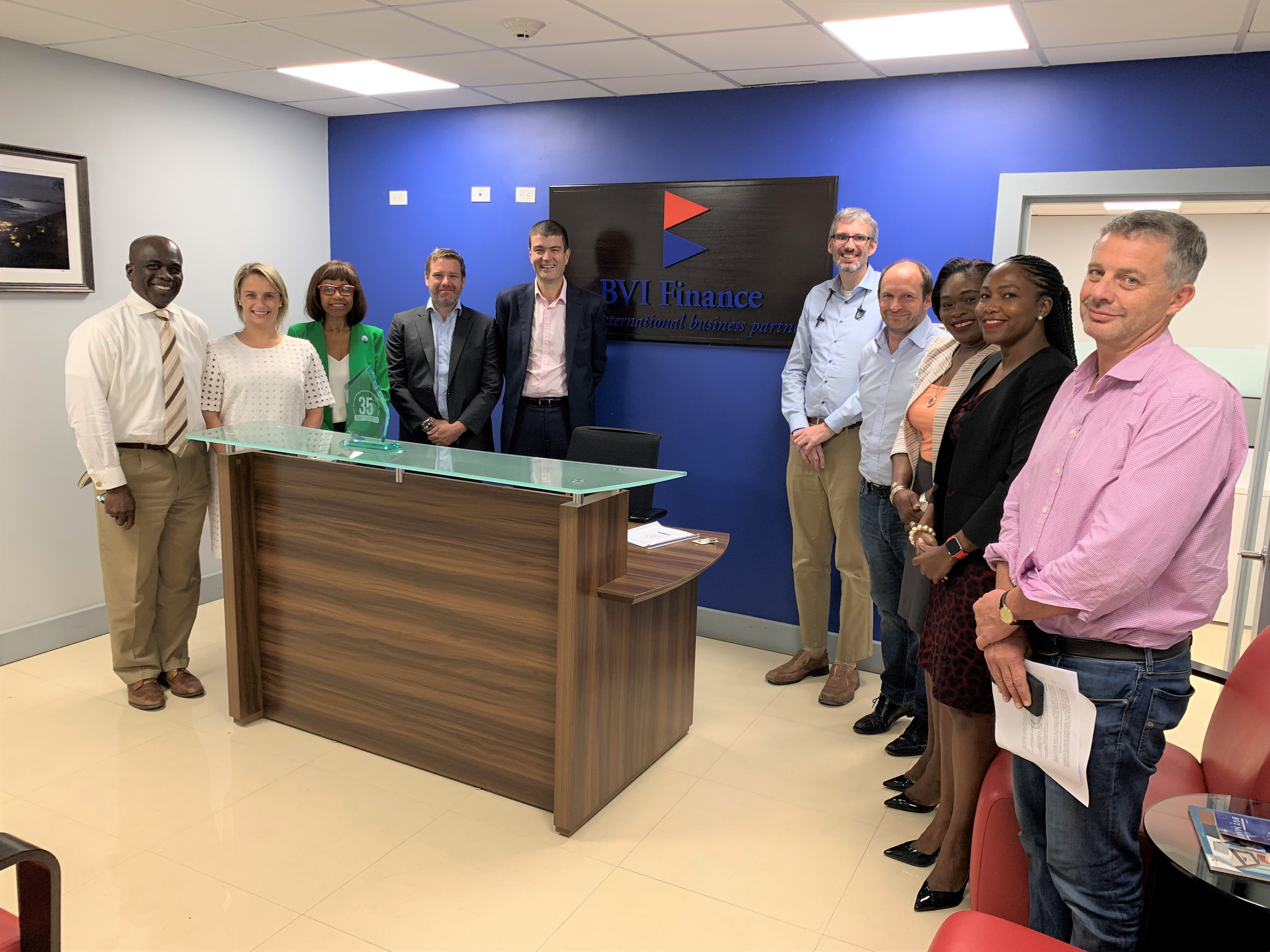 BVI Finance Welcomes Appointment of Four New Board  Members and Names Chair Ahead Of Next Chapter