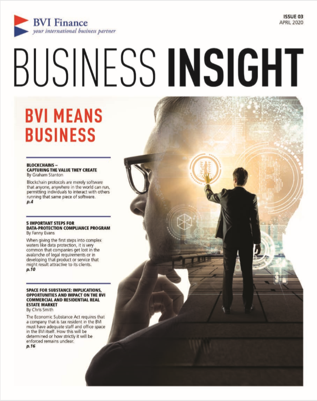 Business Insight: BVI Means Business