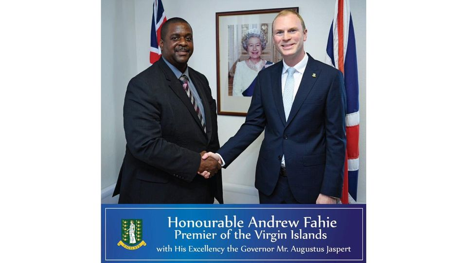 GOVERNOR SAYS BVI HAS EXCELLENT FINANCIAL SERVICES INDUSTRY, KNOWN  WORLDWIDE FOR ITS STRONG REGULATION